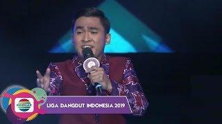 """GANTENG BERSUARA MERDU!! """"Benang Biru"""" Abi-Jateng Dapat 3 Biru Dari Juri - LIDA 2019"""