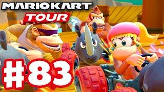 Jungle Tour 100% Complete! - Mario Kart Tour - Gameplay Part 83 (iOS)