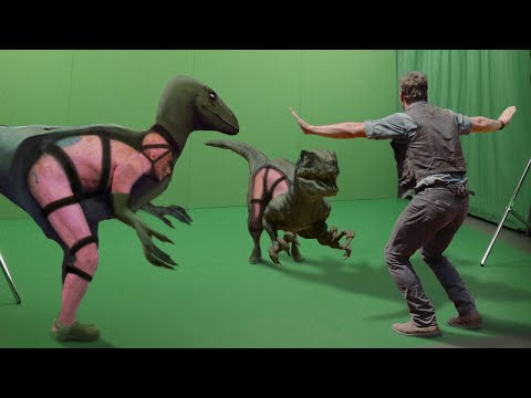 Thumbnail: All Hollywood VFX Removed! What Movies Really Look Like