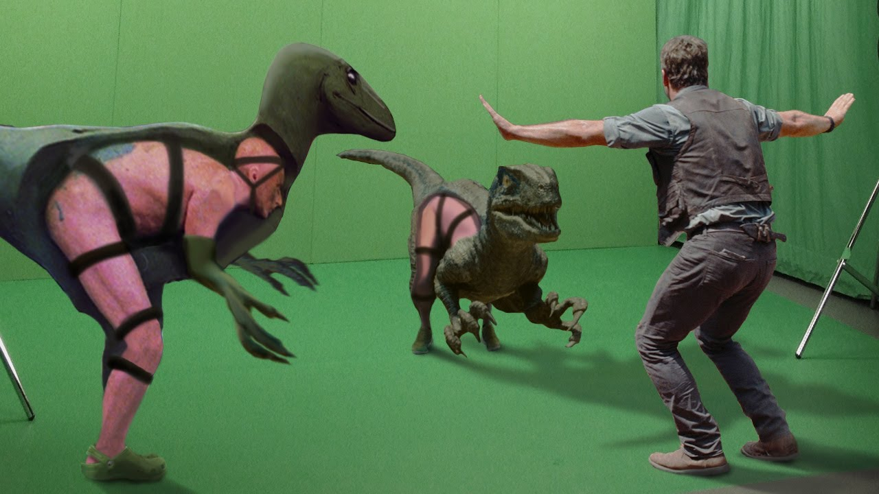 All Hollywood VFX Removed! What Movies Really Look Like