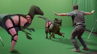 All Hollywood VFX Removed What Movies Really Look Like