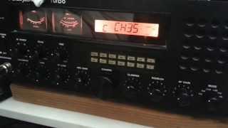 Cb radio space bird or tweety bird noise toy