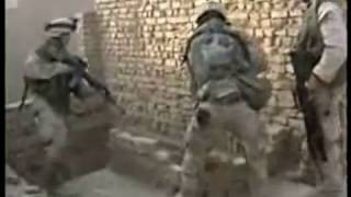 US Army Soldiers: Raw Footage in Iraq/Afghanistan [Warning Graphic]