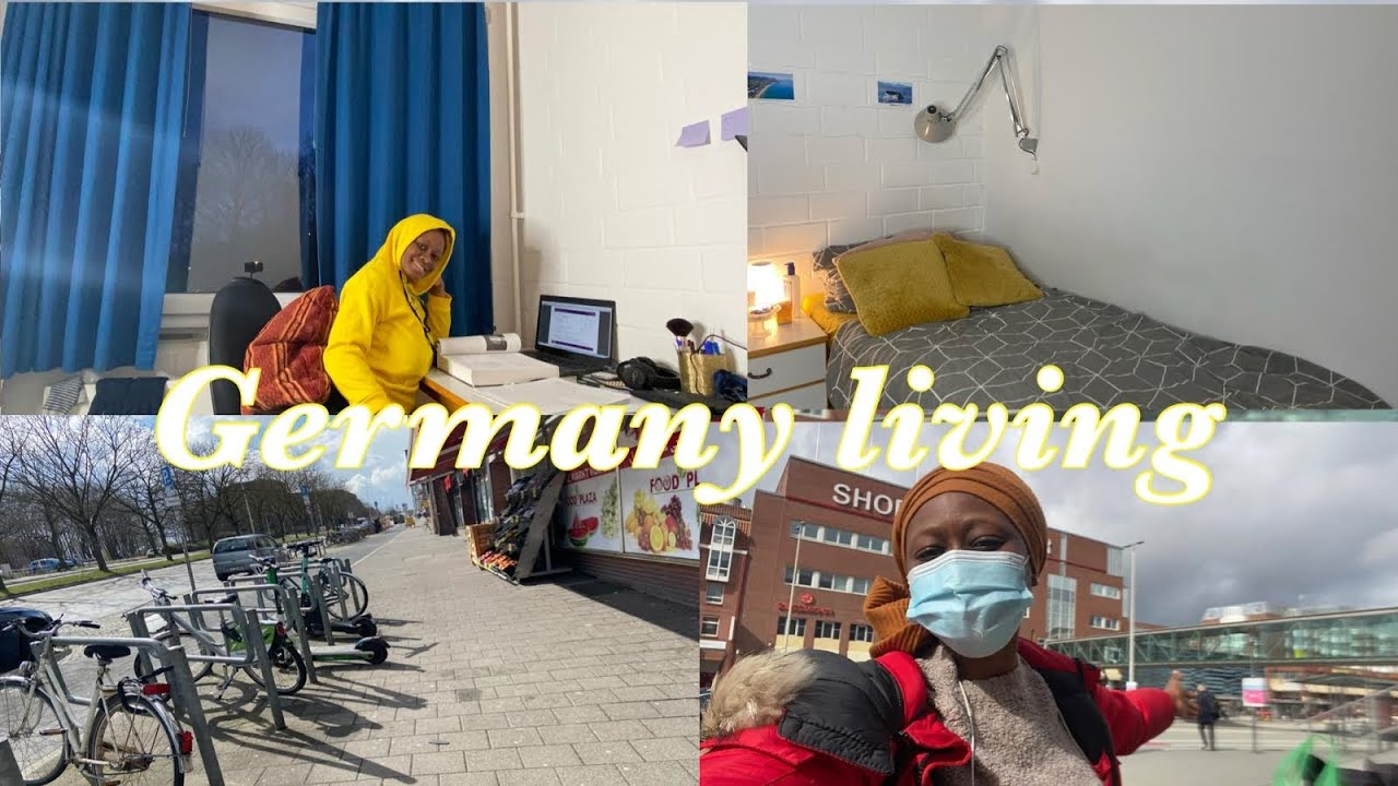 Download Day In a life of a Master's Student in Germany |Ghanaian Student In Germany