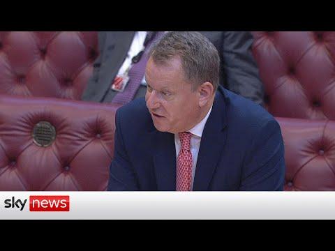 'We can't go on as we are' - UK puts EU on notice over NI protocol