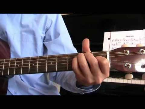 Open the Eyes of my Heart Lord: easy guitar - YouTube