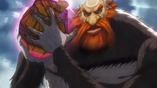 THE BEAST GRAGAS
