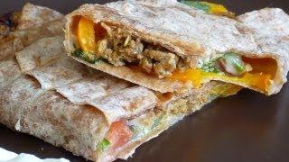 Easy Mexican Recipes - Fajita? Quesadilla? Or Somthing In Between!