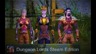 Dungeon Lords #10 Class Quests
