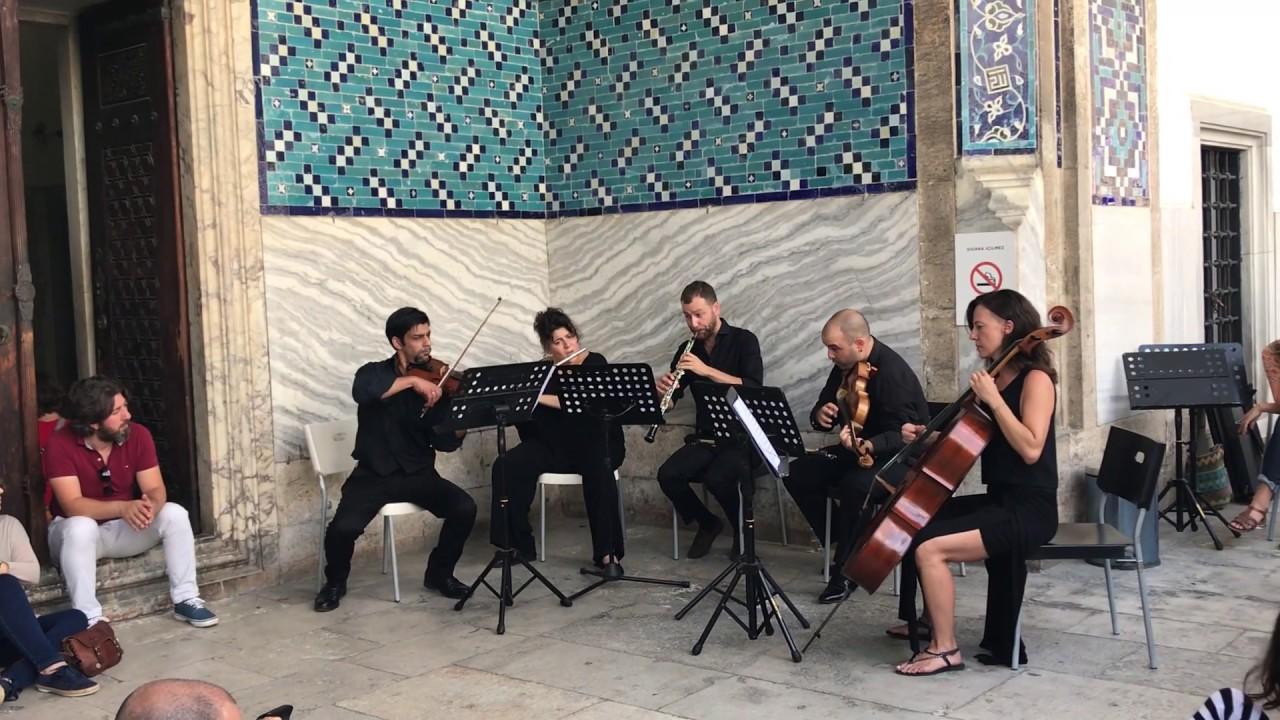 2 Çinili Köşk'te Klasik Müzik Konseri