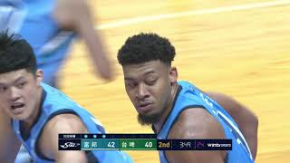 20190509 SBL超級籃球聯賽 富邦vs台啤 總冠軍賽Game4 Highlight