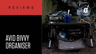 CARPologyTV - Avid Carp Bivvy Organiser Review