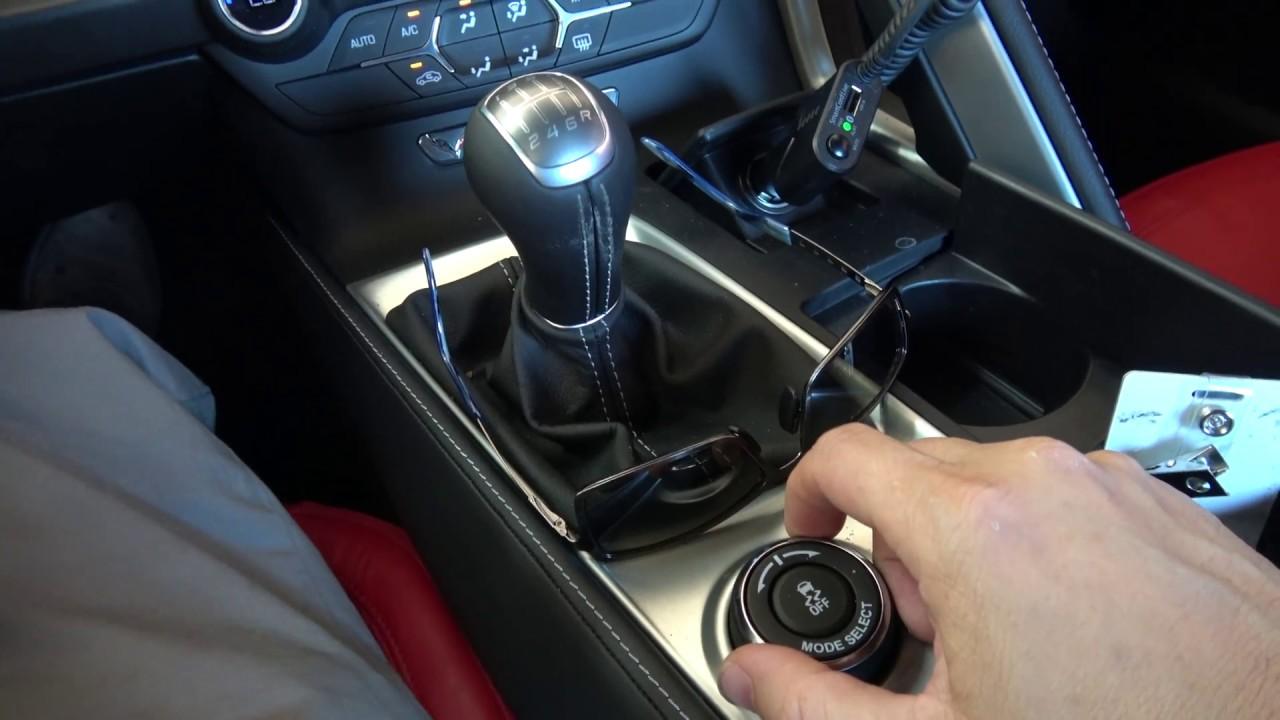 2017 Corvette C7 - NPP performance exhaust exhilarating sound