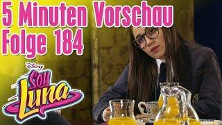 5 Minuten Vorschau - SOY LUNA Folge 184    Disney Channel