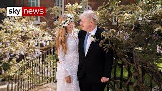Sky News Breakfast: Boris Johnson gets married