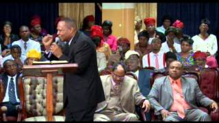 "April 7, 2013 Sunday Morning Service: Preacher ""pastor Garfield Daley"""