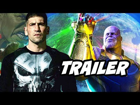 Download Youtube: The Punisher Episode 1 WTF Scene and Infinity War Trailer Theory