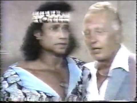 Championship Wrestling 1982 Snuka vs Stevens