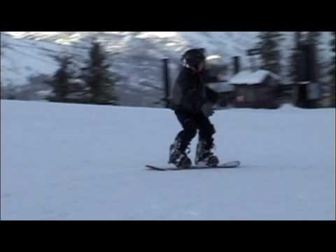 Tai Urban: Snowboarding