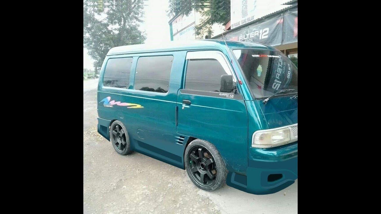 Modif Suzuki Futura Real Van Ceper | Tutorial Desain ...