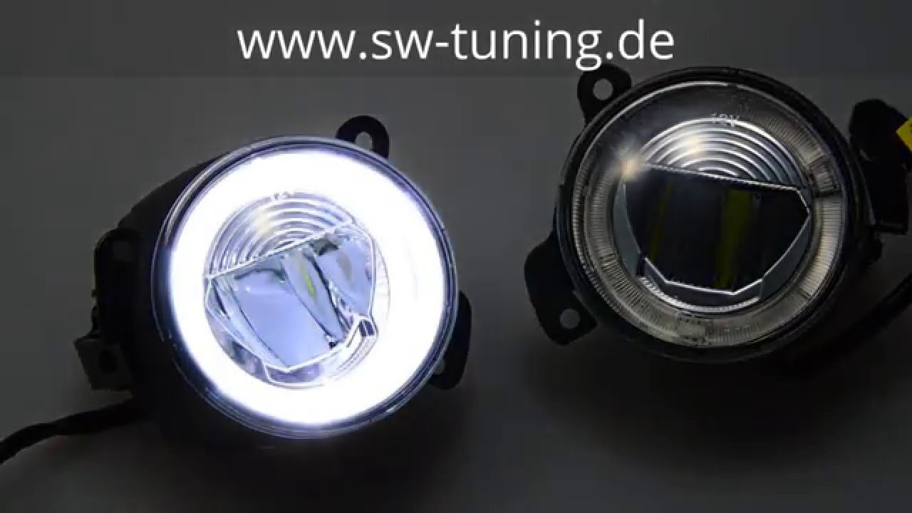 Voll Led Tfl Nsw F 252 R Polo 9n3 Fox T5 Crafter Skoda Fabia