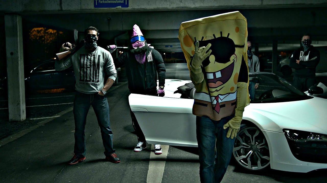 Patrick Wallpaper Hd Spongebozz No Cooperacion Con La Policia Official Video