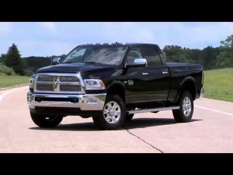 2016 Ram Truck 1500/2500/3500 | Four Wheel Drive Operation - Five Position