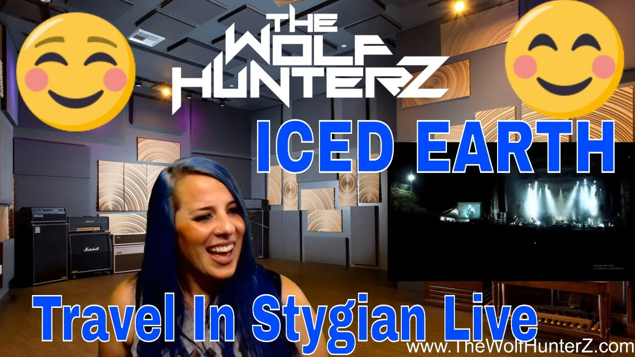 Iced Earth - Travel In Stygian Live (Metal Camp Open Air 2008) The Wolf HunterZ Reactions