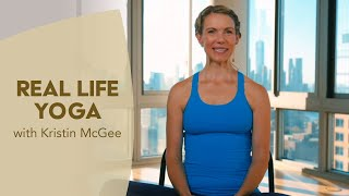 Real Life Yoga with Kristin McGee Trailer