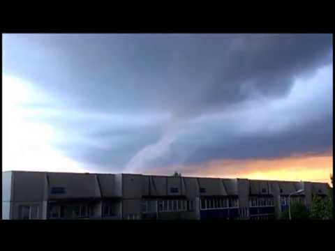 Торнадо в Смоленской области