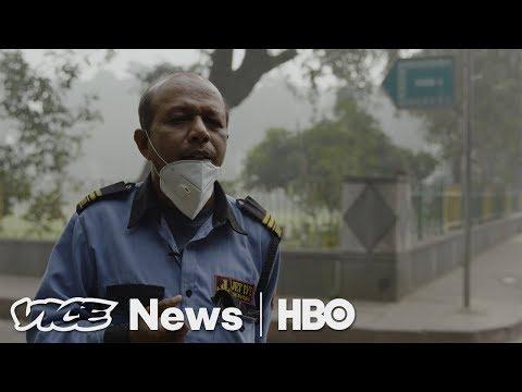 Why India's Seasonal Smog Is Choking New Delhi (HBO)