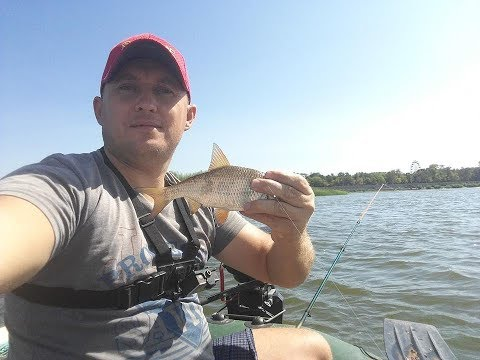 Рыбалка в черте