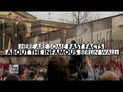 Tomorrow and Yesterday: Berlin Wall Facts   Fun Facts About The Berlin Wall
