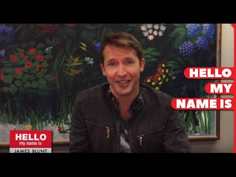 Hello My Name Is James Blunt