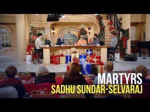 Martyrs - Sadhu Sundar-Selvaraj on The Jim Bakker Show