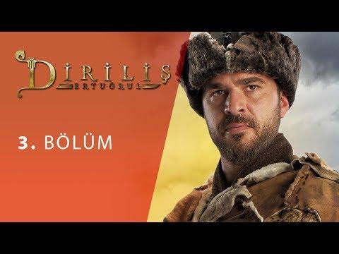Diriliş 'Ertuğrul' 3.Bölüm Tek PARÇA FULL HD 1080p