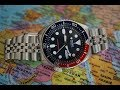 The Best Japanese Automatic Dive Watch Under $200   SEIKO SKX009   SEIKO SKX007 SKX013   Unboxing  