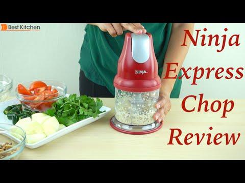 Gentil Ninja Express Chop Review