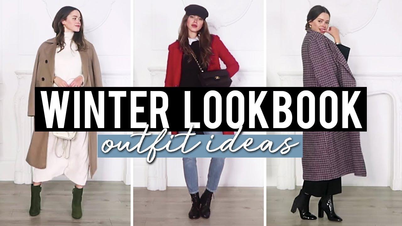 WINTER LOOKBOOK 2018   Winter Outfit Ideas 3