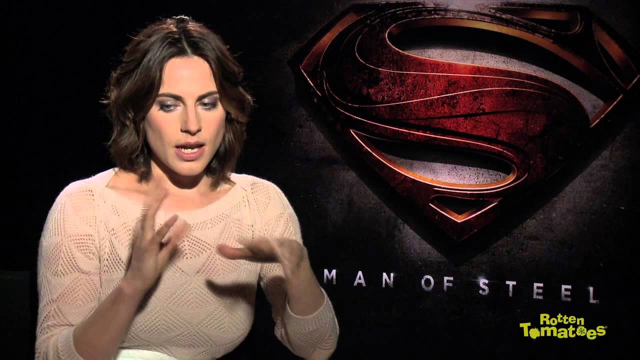 man of steel antje traue talks faora amp punching youtube