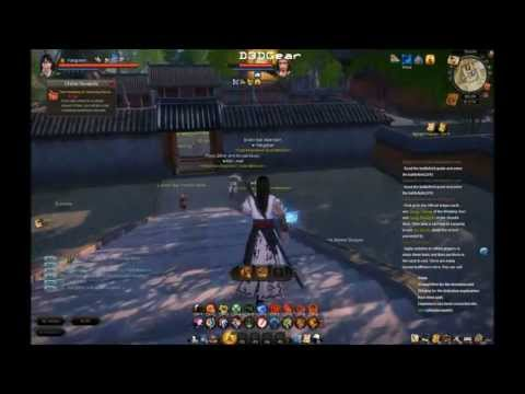 Age of Wulin Gameplay:Sect Patrolling-Identifying the spies