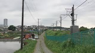【廃車】東急8500系8626F、廃車回送