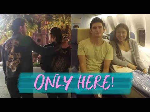 FULL COVERAGE: James and Nadine's USA TOUR!