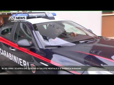 16/10/2019 | SCAPPA DAL CENTRO DI SALUTE MENTALE E...
