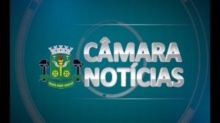Câmara Noticias Edição 09/01/2017