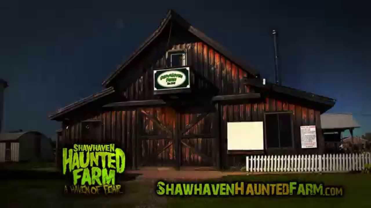 haunted farms