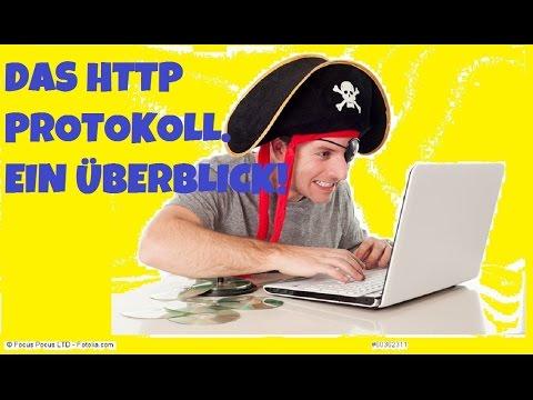 Das HTTP Protokoll Ein Überblick!