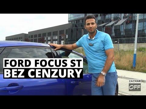Ford Focus ST BEZ CENZURY Zachar OFF