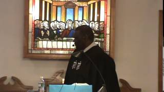 Pastor Derrick Mathis SSBC Will You Rob God