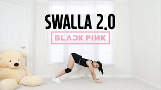 """SWALLA 2.0"" - BLACKPINK LISA SOLO DANCE - Lisa Rhee Dance Cover"